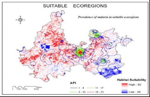Suitable Ecoregions