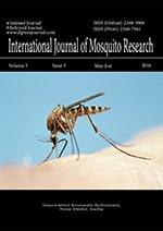 International Journal of Mosquito Research Coverpage